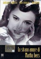 The Strange Love of Martha Ivers - Italian DVD movie cover (xs thumbnail)