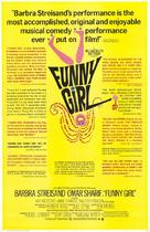 Funny Girl - Theatrical movie poster (xs thumbnail)