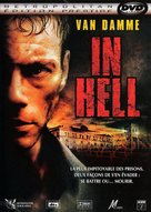 In Hell - French DVD cover (xs thumbnail)