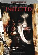 Infected - DVD movie cover (xs thumbnail)