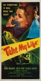 Take My Life - Movie Poster (xs thumbnail)