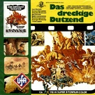 The Dirty Dozen - German Movie Cover (xs thumbnail)