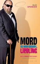 Mord ist mein Geschäft, Liebling - German Movie Poster (xs thumbnail)