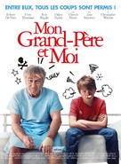 The War with Grandpa - French Movie Poster (xs thumbnail)