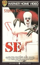 """It"" - Finnish VHS movie cover (xs thumbnail)"
