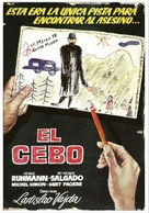 Es geschah am hellichten Tag - Spanish Movie Poster (xs thumbnail)