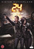 """24: Live Another Day"" - Danish DVD movie cover (xs thumbnail)"