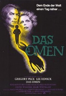The Omen - German Movie Poster (xs thumbnail)
