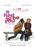 Ma vie n'est pas une comèdie romantique - British poster (xs thumbnail)