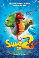 Sammy's avonturen 2 - British Movie Poster (xs thumbnail)
