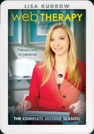 """""""Web Therapy"""" - DVD movie cover (xs thumbnail)"""