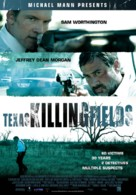 Texas Killing Fields - Dutch Movie Poster (xs thumbnail)