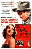 The Cowboy and the Lady - Movie Poster (xs thumbnail)