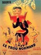 Le trou normand - French Movie Poster (xs thumbnail)