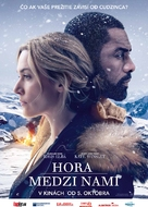 The Mountain Between Us - Slovak Movie Poster (xs thumbnail)