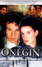 Onegin - Czech VHS cover (xs thumbnail)