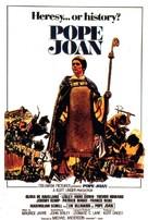 Pope Joan - British Movie Poster (xs thumbnail)