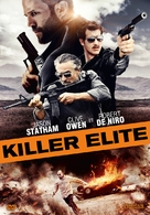 Killer Elite - Italian DVD cover (xs thumbnail)