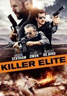 Killer Elite - Italian DVD movie cover (xs thumbnail)