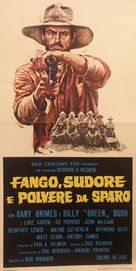 The Culpepper Cattle Co. - Italian Movie Poster (xs thumbnail)