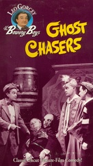Ghost Chasers - VHS movie cover (xs thumbnail)