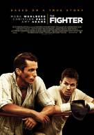The Fighter - Swiss Movie Poster (xs thumbnail)