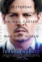 Transcendence - Movie Poster (xs thumbnail)