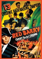 Red Barry - DVD cover (xs thumbnail)
