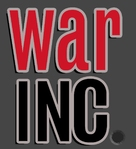 War, Inc. - German Logo (xs thumbnail)