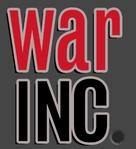 War, Inc. - German Logo (xs thumbnail)