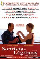 Giorni e nuvole - Argentinian Movie Cover (xs thumbnail)