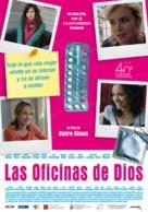 Les bureaux de Dieu - Spanish Movie Poster (xs thumbnail)