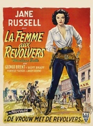 Montana Belle - Belgian Movie Poster (xs thumbnail)