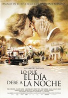Ce que le jour doit à la nuit - Spanish Movie Poster (xs thumbnail)