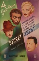 Secret Agent - British poster (xs thumbnail)