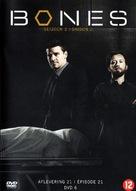 """Bones"" - Dutch DVD movie cover (xs thumbnail)"