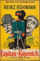 Hauptmann von Köpenick, Der - Argentinian Movie Poster (xs thumbnail)