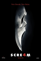 Scream 4 - Theatrical movie poster (xs thumbnail)