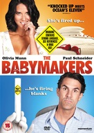 The Babymakers - British DVD cover (xs thumbnail)
