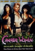 Cannibal Women in the Avocado Jungle of Death - DVD movie cover (xs thumbnail)