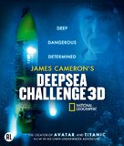 Deepsea Challenge 3D - Dutch Blu-Ray cover (xs thumbnail)