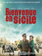In guerra per amore - French Movie Poster (xs thumbnail)