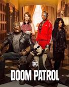 """Doom Patrol"" - Movie Cover (xs thumbnail)"