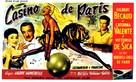 Casino de Paris - Belgian Movie Poster (xs thumbnail)