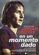 Johan Cruijff - En un momento dado - Spanish Movie Poster (xs thumbnail)