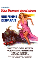 The Lady Vanishes - Belgian Movie Poster (xs thumbnail)