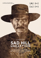 Sad Hill Unearthed - Spanish Movie Poster (xs thumbnail)