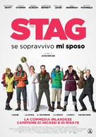 The Stag - Italian Movie Poster (xs thumbnail)