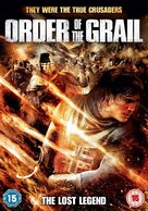 Capitán Trueno y el Santo Grial - British DVD cover (xs thumbnail)