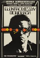 The Terminator - Polish Movie Poster (xs thumbnail)